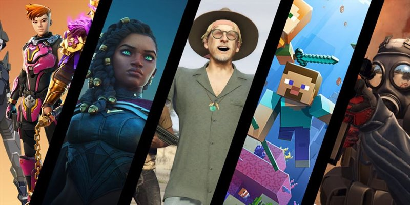 Game Industry Titans - April 2021