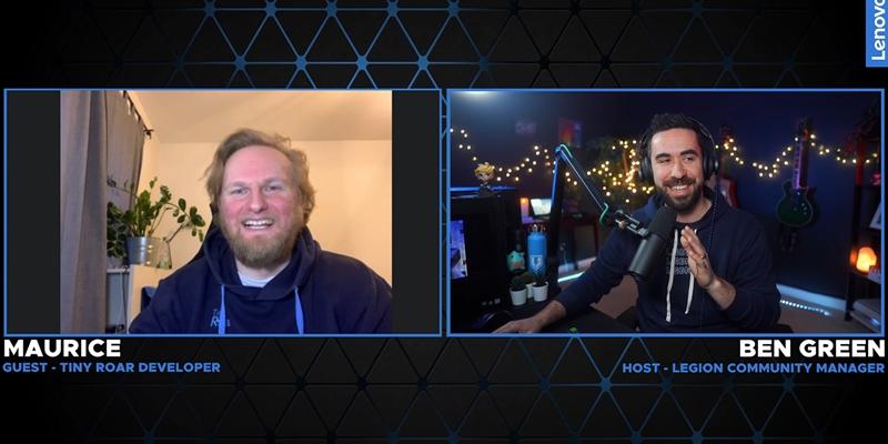 Developer Interview - Tiny Roar (Bomb Bots Arena)