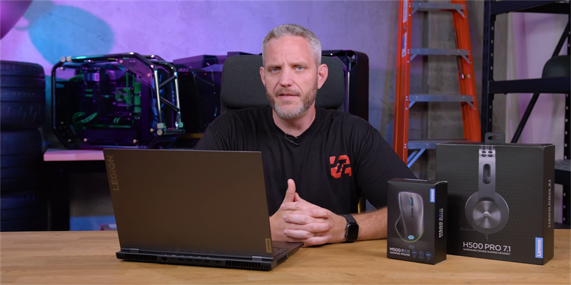 JayzTwoCents: Gaming on the Ultimate Portable Setup (with a Twist!)