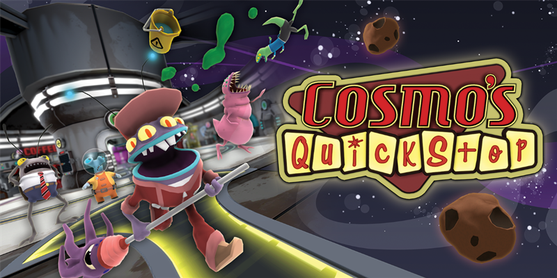Legion Insider - Cosmo's Quickstop