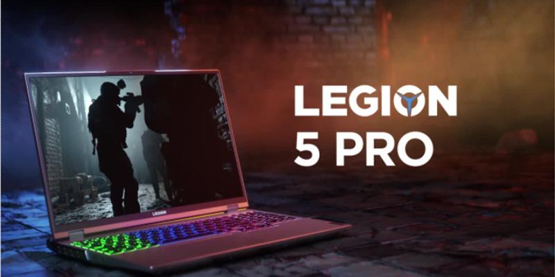 "Introducing the Legion 5 Pro 16"""