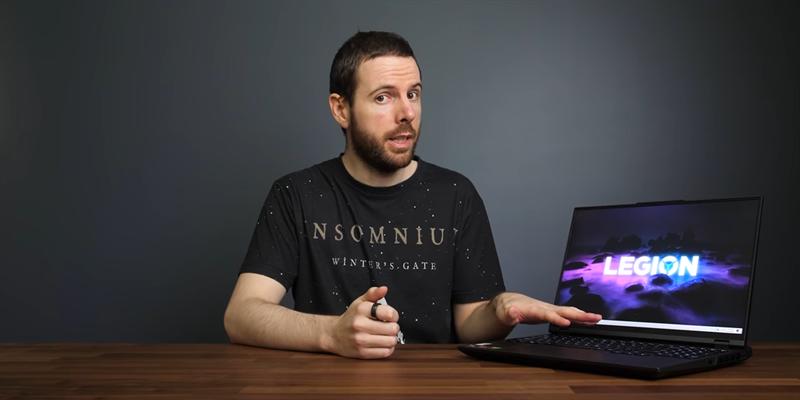 Jarrod's Tech: Lenovo Legion 5 Pro Review