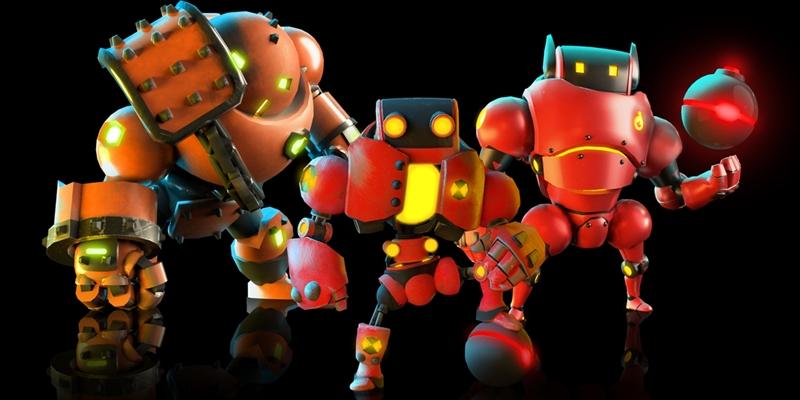 Twitch Highlights: Indie Developer Interviews – Bomb Bots Arena