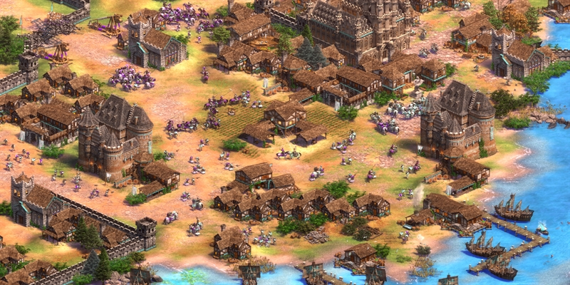 Age of Empires II: Definitive Edition is Getting a New Official Expansion