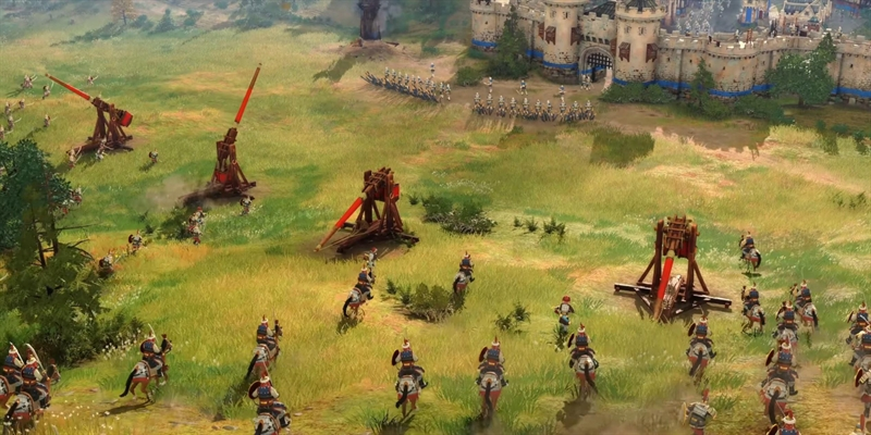 RTS Fans: Look Forward to More Age of Empires Info in April