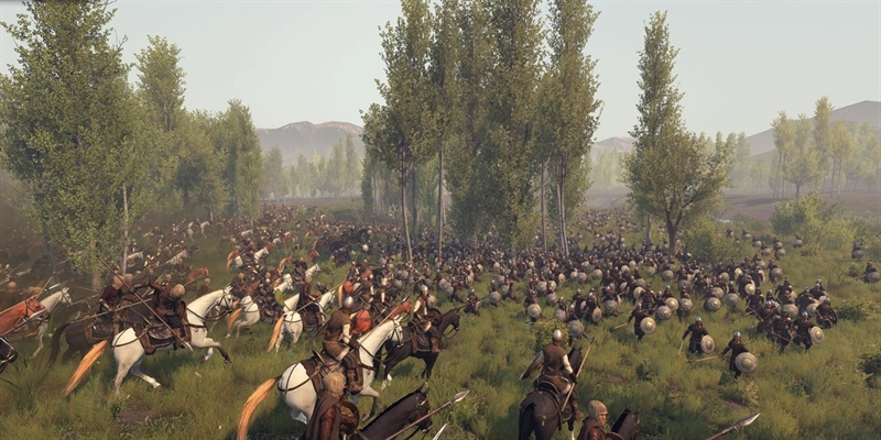 Mount and Blade II: Bannerlord Becomes an 800-Player MMO Thanks to This Mod