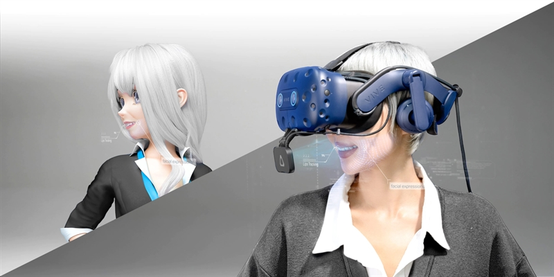 HTC Has Launched a Vive Face Tracker to Capture Your Facial Movements In Games