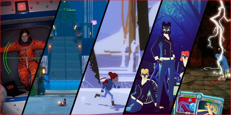 Intriguing Indies: A Countdown of 2020's Top 15 Indie Games