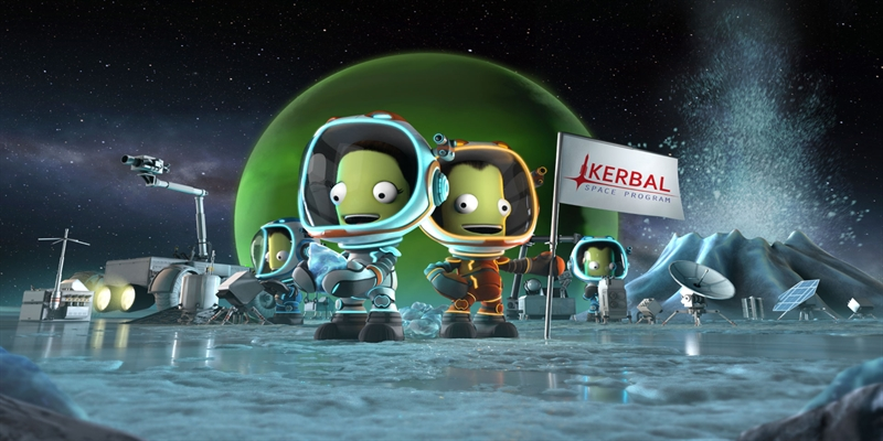 Kerbal Space Program Update 1.11 Introduces In-Space Construction