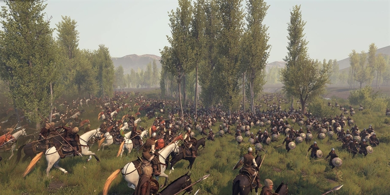 Mount and Blade 2: Bannerlord Dev Update 6 Brings Rebellions, Prison Breaks, and More