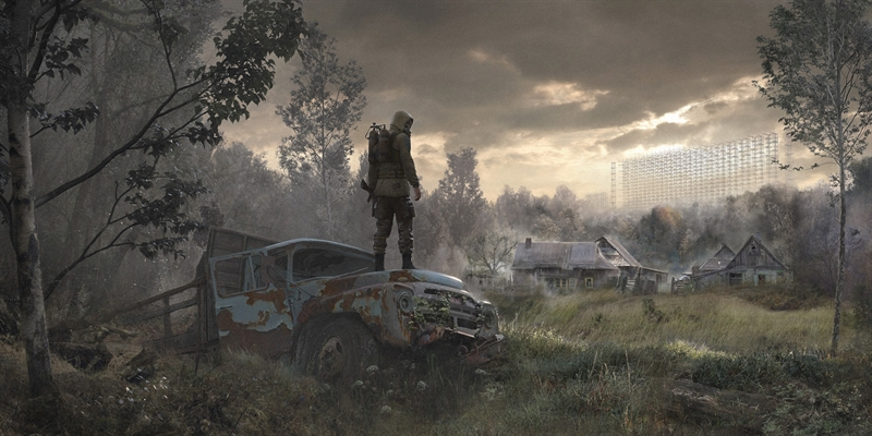 Enjoy an In-Engine Look at S.T.A.L.K.E.R. 2