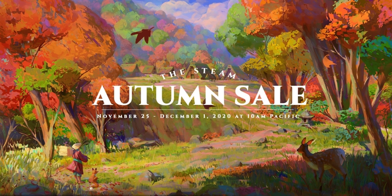 Steam's 2020 Autumn Sale Was Its Largest Yet