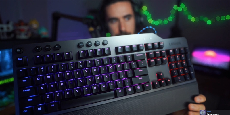 Legion K500 Mechanical Keyboard Live Unboxing + Review