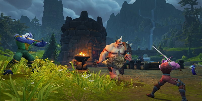 A World of Warcraft Player Hit Max Level Cap in Shadowlands in Just Three Hours
