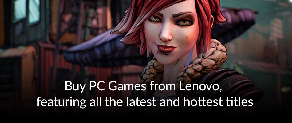Lenovo PC Gaming